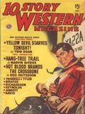 10 Story Western Magazine (1936-1954 Popular) Pulp Vol. 41 #1