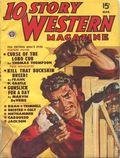 10 Story Western Magazine (1936-1954 Popular) Pulp Vol. 41 #4