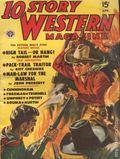 10 Story Western Magazine (1936-1954 Popular) Pulp Vol. 42 #1