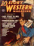 10 Story Western Magazine (1936-1954 Popular) Pulp Vol. 42 #3