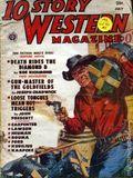 10 Story Western Magazine (1936-1954 Popular) Pulp Vol. 42 #4
