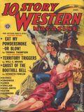 10 Story Western Magazine (1936-1954 Popular) Pulp Vol. 43 #1