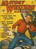 10 Story Western Magazine (1936-1954 Popular) Pulp Vol. 43 #3