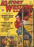 10 Story Western Magazine (1936-1954 Popular) Vol. 43 #4