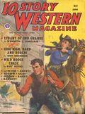 10 Story Western Magazine (1936-1954 Popular) Pulp Vol. 44 #3