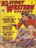 10 Story Western Magazine (1936-1954 Popular) Pulp Vol. 45 #1