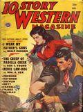 10 Story Western Magazine (1936-1954 Popular) Pulp Vol. 45 #2