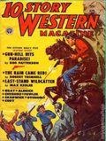 10 Story Western Magazine (1936-1954 Popular) Pulp Vol. 45 #4