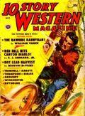 10 Story Western Magazine (1936-1954 Popular) Pulp Vol. 46 #3