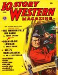 10 Story Western Magazine (1936-1954 Popular) Pulp Vol. 47 #3
