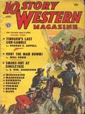 10 Story Western Magazine (1936-1954 Popular) Pulp Vol. 47 #4