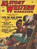 10 Story Western Magazine (1936-1954 Popular) Pulp Vol. 48 #2