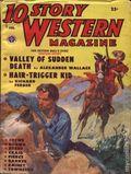 10 Story Western Magazine (1936-1954 Popular) Pulp Vol. 48 #3