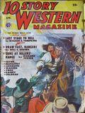 10 Story Western Magazine (1936-1954 Popular) Pulp Vol. 48 #4