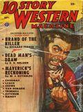 10 Story Western Magazine (1936-1954 Popular) Pulp Vol. 49 #2