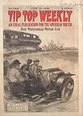 Tip Top Weekly (1896-1912 Street and Smith) Pulp 740