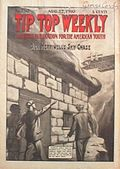 Tip Top Weekly (1896-1912 Street and Smith) Pulp 750