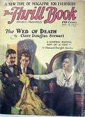 Thrill Book (1919 Street & Smith) Pulp Vol. 1 #2