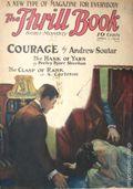 Thrill Book (1919 Street & Smith) Pulp Vol. 1 #3