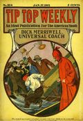 Tip Top Weekly (1896-1912 Street and Smith) Pulp 824