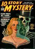 10 Story Mystery Magazine (1941-1943 Popular) Pulp Vol. 1 #2