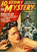 10 Story Mystery Magazine (1941-1943 Popular) Pulp Vol. 1 #3