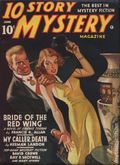 10 Story Mystery Magazine (1941-1943 Popular) Pulp Vol. 1 #4