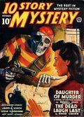 10 Story Mystery Magazine (1941-1943 Popular) Pulp Vol. 2 #2