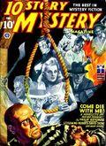 10 Story Mystery Magazine (1941-1943 Popular) Pulp Vol. 2 #4