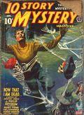 10 Story Mystery Magazine (1941-1943 Popular) Pulp Vol. 3 #1