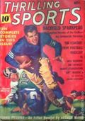 Thrilling Sports (1936-1951 Standard) Pulp Vol. 8 #1