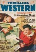 Thrilling Western (1934-1953 Standard) Pulp Vol. 62 #1