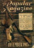 Popular Magazine (1903-1931 Street & Smith) Pulp Vol. 1 #2