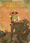 Popular Magazine (1903-1931 Street & Smith) Pulp Vol. 22 #5