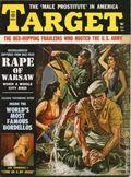 Target (1961-1963 V.I.P. Publications Inc.) Magazine Vol. 1 #2