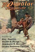 Popular Magazine (1903-1931 Street & Smith) Pulp Vol. 31 #5