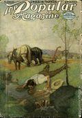 Popular Magazine (1903-1931 Street & Smith) Pulp Vol. 32 #1