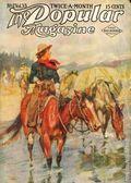 Popular Magazine (1903-1931 Street & Smith) Pulp Vol. 33 #2