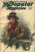 Popular Magazine (1903-1931 Street & Smith) Pulp Vol. 36 #1