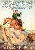 Popular Magazine (1903-1931 Street & Smith) Pulp Vol. 37 #5