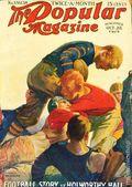 Popular Magazine (1903-1931 Street & Smith) Pulp Vol. 38 #3