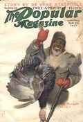 Popular Magazine (1903-1931 Street & Smith) Pulp Vol. 38 #5