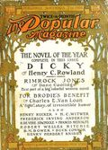 Popular Magazine (1903-1931 Street & Smith) Pulp Vol. 42 #4