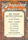 Popular Magazine (1903-1931 Street & Smith) Pulp Vol. 43 #6