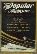 Popular Magazine (1903-1931 Street & Smith) Pulp Vol. 47 #6