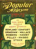 Popular Magazine (1903-1931 Street & Smith) Pulp Vol. 48 #2