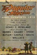 Popular Magazine (1903-1931 Street & Smith) Pulp Vol. 48 #3