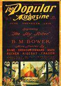 Popular Magazine (1903-1931 Street & Smith) Pulp Vol. 49 #1