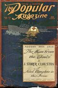 Popular Magazine (1903-1931 Street & Smith) Pulp Vol. 49 #5
