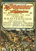 Popular Magazine (1903-1931 Street & Smith) Pulp Vol. 49 #6
